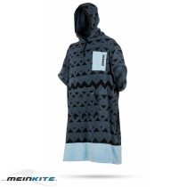 Mystic Poncho Allover-Pewter