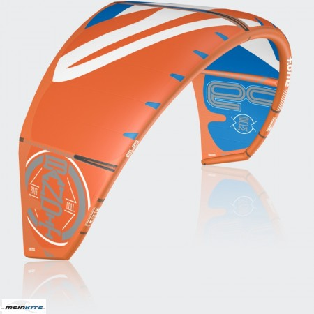 f-one bandit 2016|9 qm kite ohne bar | blau|weiß|orange_small_thumb