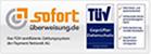 Das TÜV Zertifizierte Bezahlsystem-schnell und sicher!