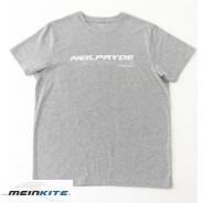 Cabrinha NP WS Men's T-Shirt L grey melange-2019
