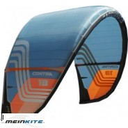 Cabrinha Contra 2020 15m2 Testkite C2 blue-grey/orange Leichtwind