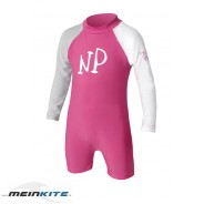 NP Shorty Rashguard L/S Kids 4 C5 Girls Assorted 2018