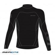 Neilpryde COMBAT Armor Skin Top 0,3 XS C1 black-2019