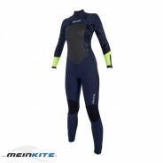 Mystic Diva Fullsuit 5/3mm Double Fzip Women 2019