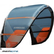 Cabrinha Switchblade only 8,0 qm C2 blue-grey/orange-2020
