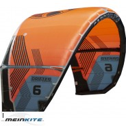 Cabrinha Drifter only 5,0 qm C1 orange/blue-grey-2020