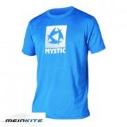 Mystic Star S/S Quickdry Lycra-XS-blau