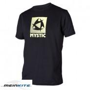 Mystic Star S/S Quickdry Lycra-XS-schwarz