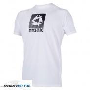 Mystic Star S/S Quickdry Lycra-XXL-weiß