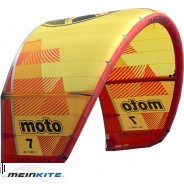Cabrinha MOTO  12 qm C1 yellow/red - 2019
