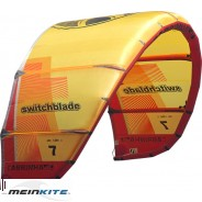 Cabrinha Switchblade  4 qm C1 yellow/red - 2019