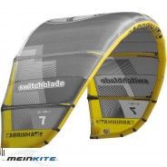 Cabrinha Switchblade  11 qm C3 grey/yellow - 2019