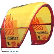 Cabrinha Drifter  8 qm C1 yellow/red - 2019
