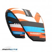 RRD  Passion MKX Light Wind 15 qm cyan/orange-2019