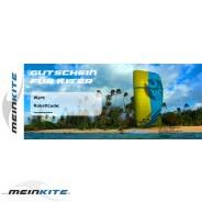 Geschenkgutschein für Kitesurfer-Kiter