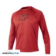 NP Mens L/S L C4 red 2018