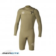 Xcel Mens Infiniti Comp X2 L/S 2mm - Crocodile - XL