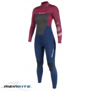 Neilpryde SPARK Fullsuit 320 BZ FL 42T C2 navy/blood red-2019