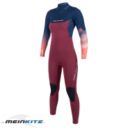 Neilpryde SERENE Fullsuit 540 BZ 40 C2 navy/blood red-2019