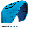Kite Duftbaum-Crazy Fly Blau-Apfel / Zimt