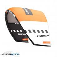 RRD  Vision MKVI  13,5 qm orange/grey-2019